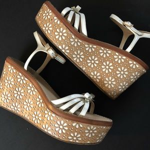Kate Spade Titi Platform Sandals Size 10